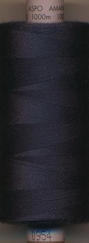 Aspo Amann Sytråd i Mørk marine blå