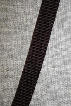 Flexibelt bånd, mørkebrun