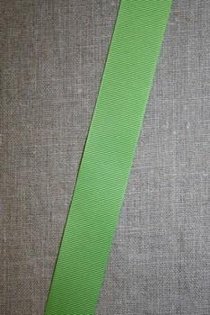 Grosgrainbånd 25 mm. lime
