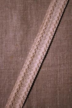 Off-white bomulds-bånd, 25 mm.