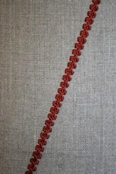 Agraman 6 mm. brændt orange