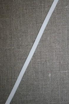 Alcantare-bånd hvid