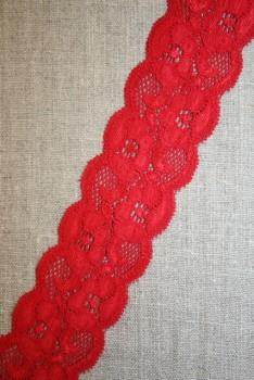 Rest Strækblonde rød, 40 mm, 64 cm.