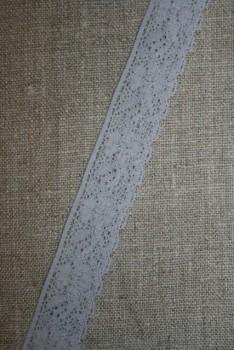 Strækblonde 20 mm. lys grå
