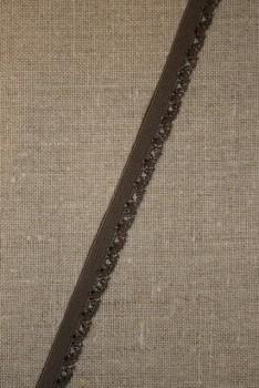 Kantelastik grå-brun