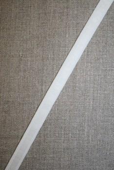 Stropelastik 10 mm. knækket hvid