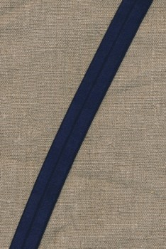 Foldeelastik mørkeblå/marine