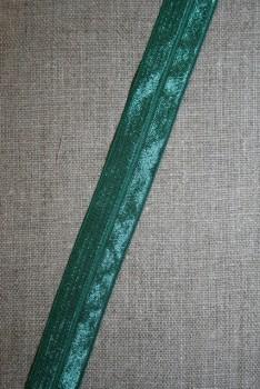 Foldeelastik mørk irgrøn