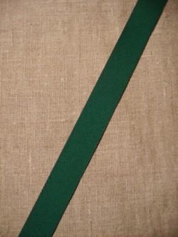 Grossgrainbånd i skovgrøn