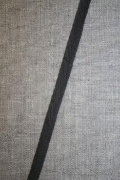Rest Gjordbånd grå-brun 9 mm. 2.sort, 335 cm.