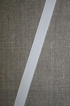 Bændel 13 mm. hvid