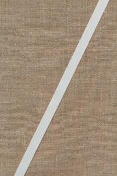 Grosgrainbånd 10 mm. hvid