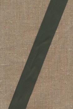 Bomuldsbånd - Gjordbånd 30 mm. army