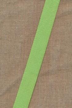 Kraftig gjordbånd 30 mm. lys lime