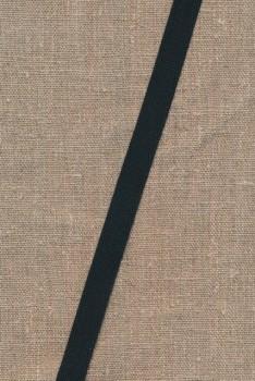 Bændel Sildebensvævet i sort 13 mm.