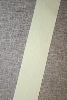 Gjordbånd 32 mm. lysegul