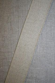 Hørgjord-bånd 40 mm. natur