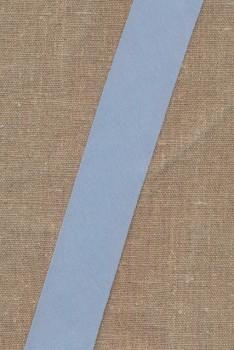 Kantbånd skråbånd i jersey, lyseblå
