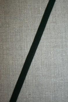 Elastisk Paspoil - piping-bånd flaskegrøn