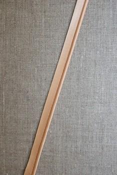 Paspoil-/ piping bånd satin lys camel