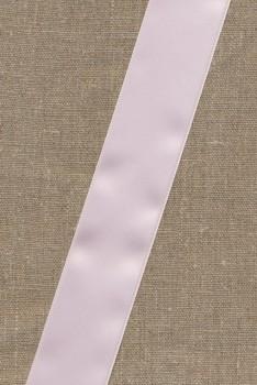 Satinbånd babylyserød 40 mm