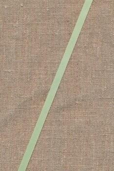 Satinbånd sart lysegrøn 7 mm