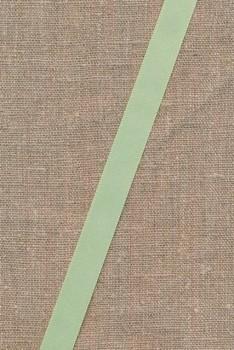 Satinbånd sart lysegrøn 15 mm