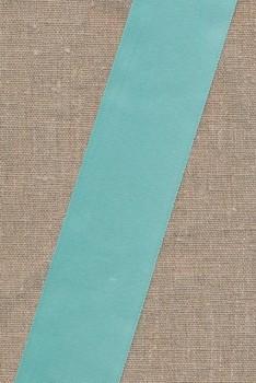 Satinbånd lys mint-grøn 50 mm