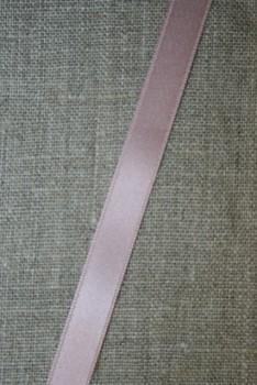 Satinbånd pudder 10 mm.