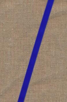 Satinbånd koboltblå 10 mm.