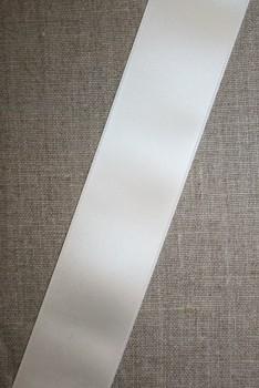 Satinbånd 6+10+25+40 mm. off-white