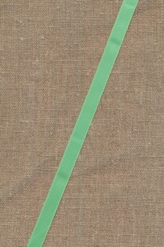 Satinbånd lysegrøn 10 mm.