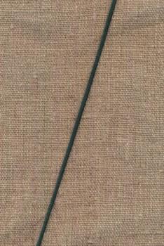 Satinsnor 2,2 mm. flaskegrøn
