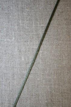 Satinsnor 2,2 mm. støvet grøn-army