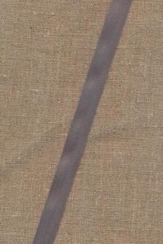 Slidbånd i grå 15 mm.
