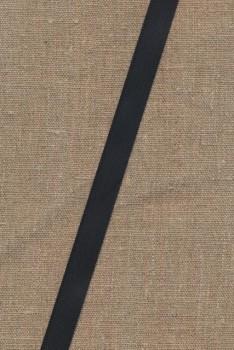 Slidbånd i sort 15 mm.