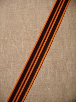 Sportsbånd sort og orange