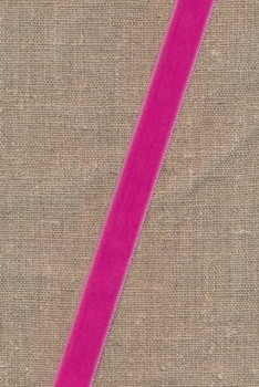 Velourbånd 16mm. i pink