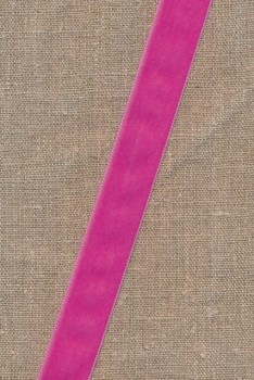 Velourbånd 22 mm. i pink