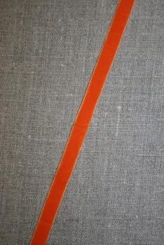 2 meter Velourbånd m/stræk, orange