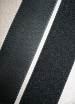 100 mm. velcro sort