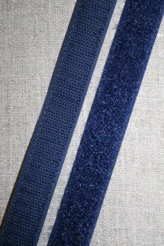 20 mm. velcro mørkeblå