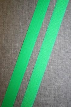 20 mm. velcro neon grøn, Loop