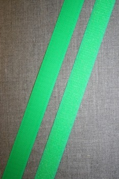 20 mm. velcro neon grøn, hook