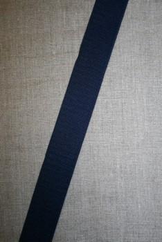 30 mm. velcro mørkeblå, hook