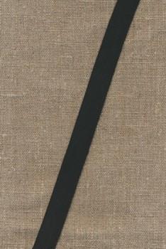 Pose m/2½ meter 15 mm. sort elastik