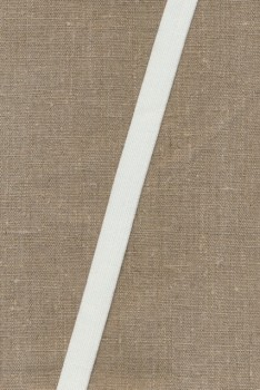 Pose m/2½ meter 20 mm. hvid elastik