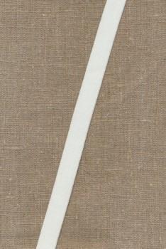 Rest 20 mm. hvid elastik, 215+125 cm.