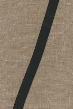 Pose m/2½ meter 20 mm. sort elastik