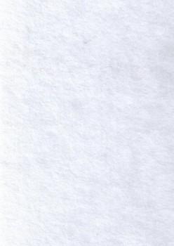 Hobby Filt hvid